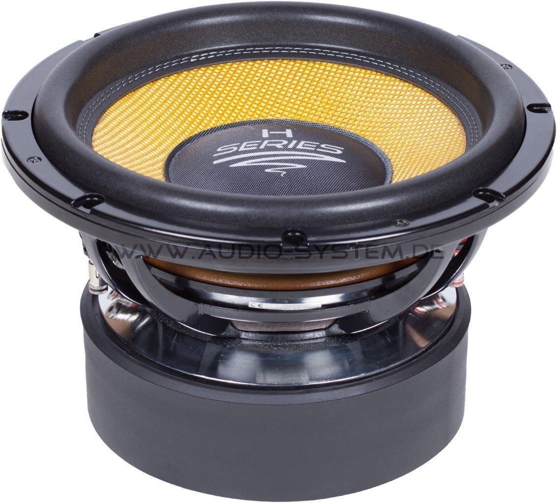 Audio system h 12 spl subwoofer im autoradio shop von autoradioland unter http