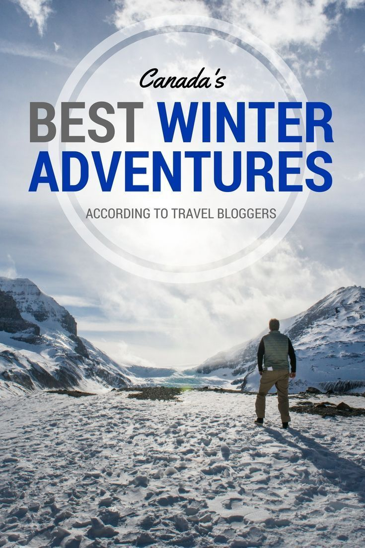 Photo of Travel Bloggers Reveal Canada's Best Winter Adventures