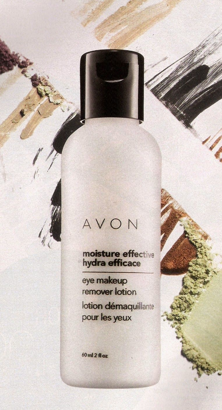 AVON ConnectionMoisture Effective Eye Makeup Remover