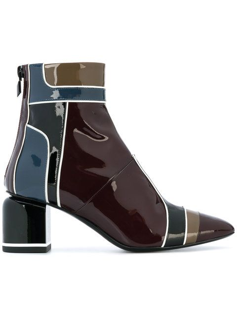 Pierre Hardy 'Belle' boots - Black farfetch neri Colecciones De Salida RCcH4j