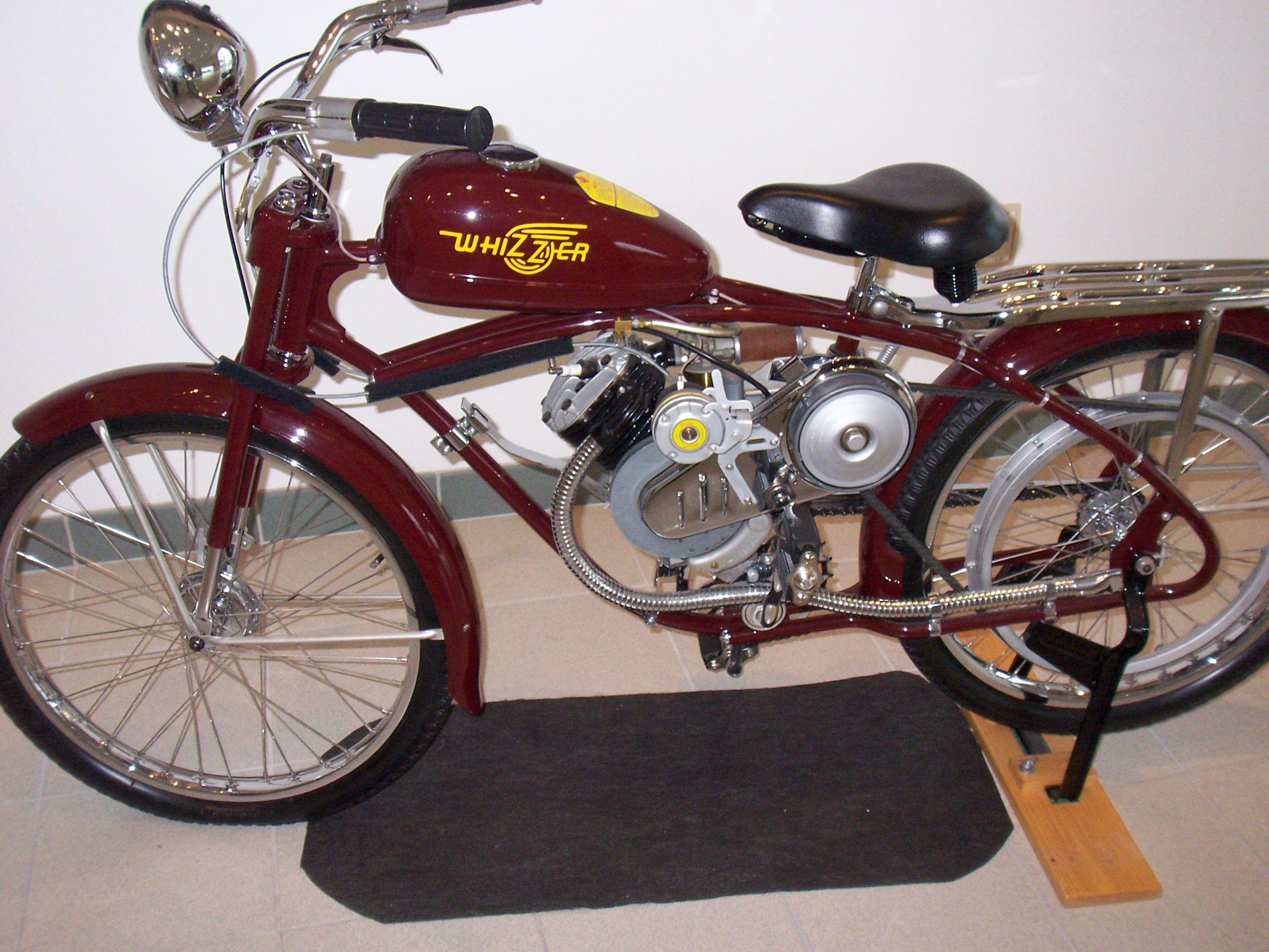 73 2007 Whizzer Parts For Motorbikes Schwinn Wiring Diagram Vintage Motor Bike The