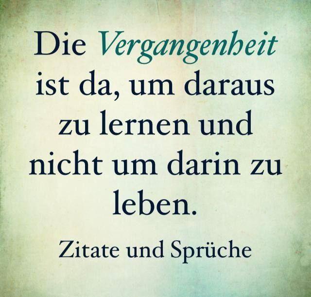 VERGANGENHEIT!!!! Genau | Freedom | Quotes, Quotations und German