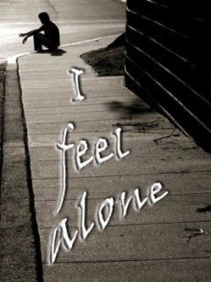 Sad alone quotes with wallpapers and images hd 720×960 ...