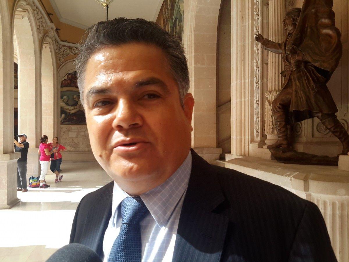 A cuentas públicas se le da manejo político, a partir del Sistema Nacional Anticorrupción se le quitará facultad al Congreso: Esparza Flores   El Puntero