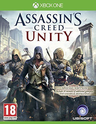 Assassin S Creed Unity Xbox One By Ubisoft Assassin S Creed