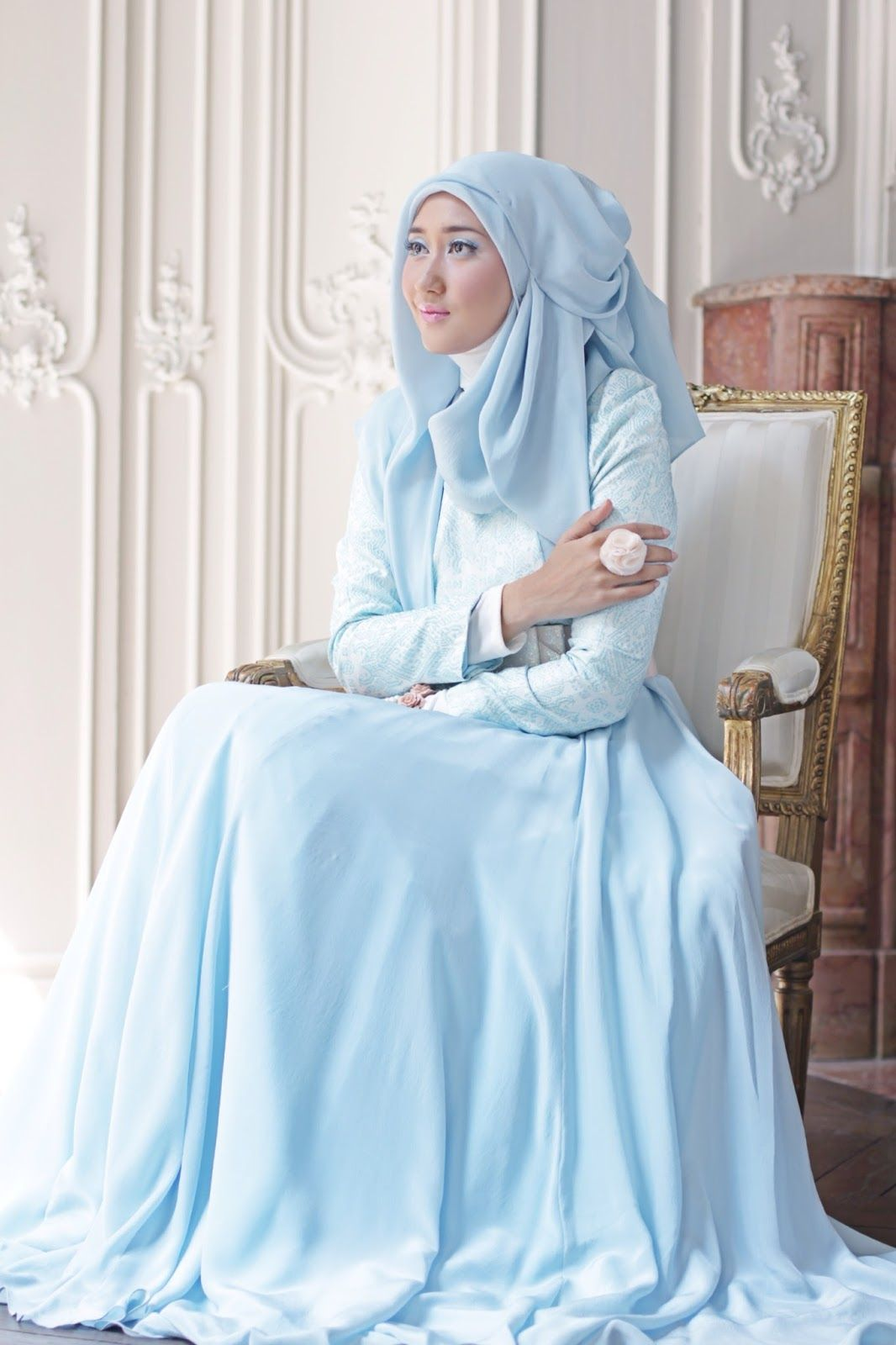 Dian Pelangi Bride Fashion Ala Dian Pelangi Muslimah Dress