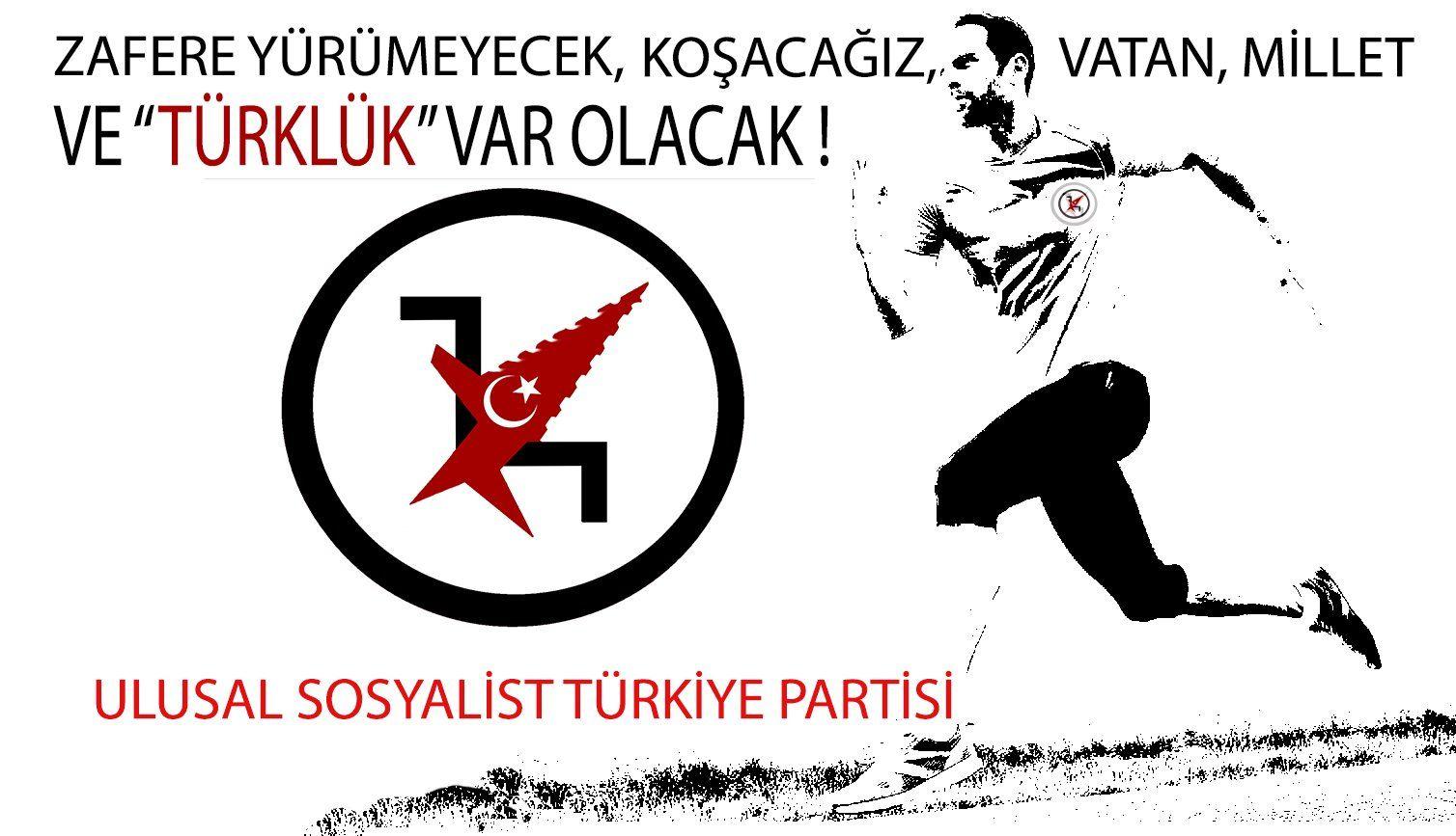 Ulusal Sosyalist Türkiye Partisi Ustpar Nasyonal Sosyalizm