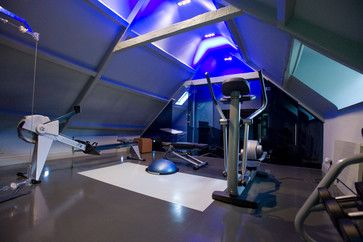 futuristic gym  gym interior gym design at home gym
