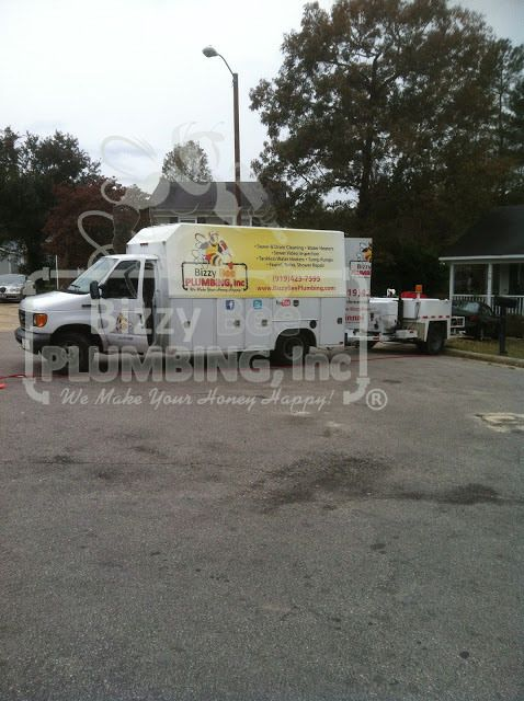 Plumber Fuquay Varina is Bizzy Bee Plumbing company that operates in Wake County and provides plumbing emergency services