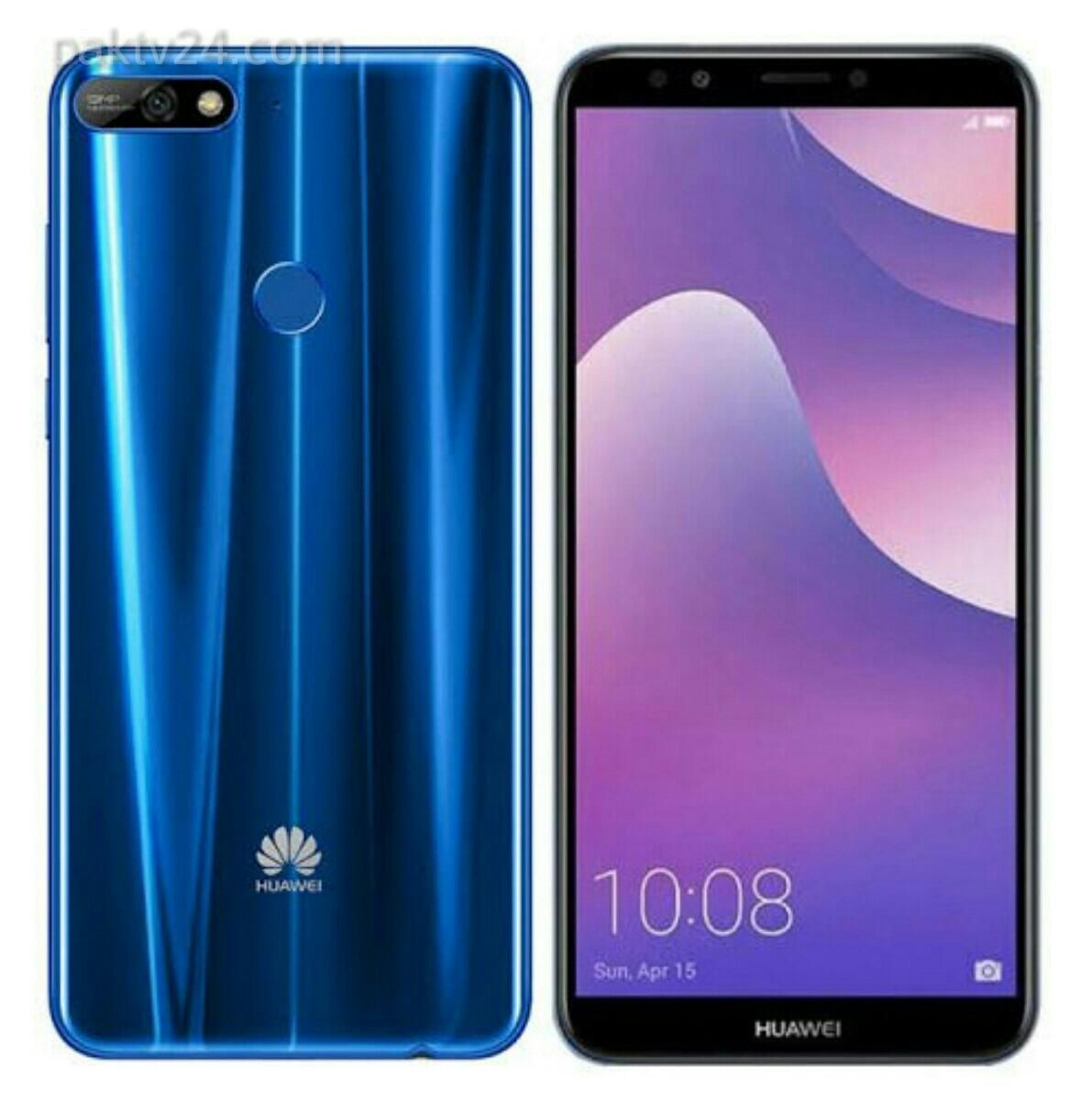 Huawei Y7 Prime 2019 Is A Dual Sim Nano Mobile With 32gb Build In Memory And 3gb Ram It Has Large Screen Of 6 26 Inches It Has Du Huawei Dual Sim Best Mobile
