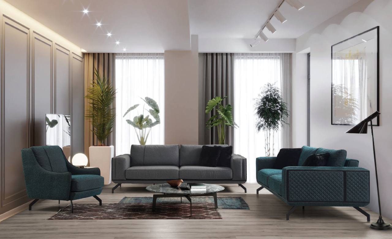 Nehir Koltuk Takimi Oturma Odalari Tanriverdi Mobilya Eames Lounge Chair Furniture Eames Lounge