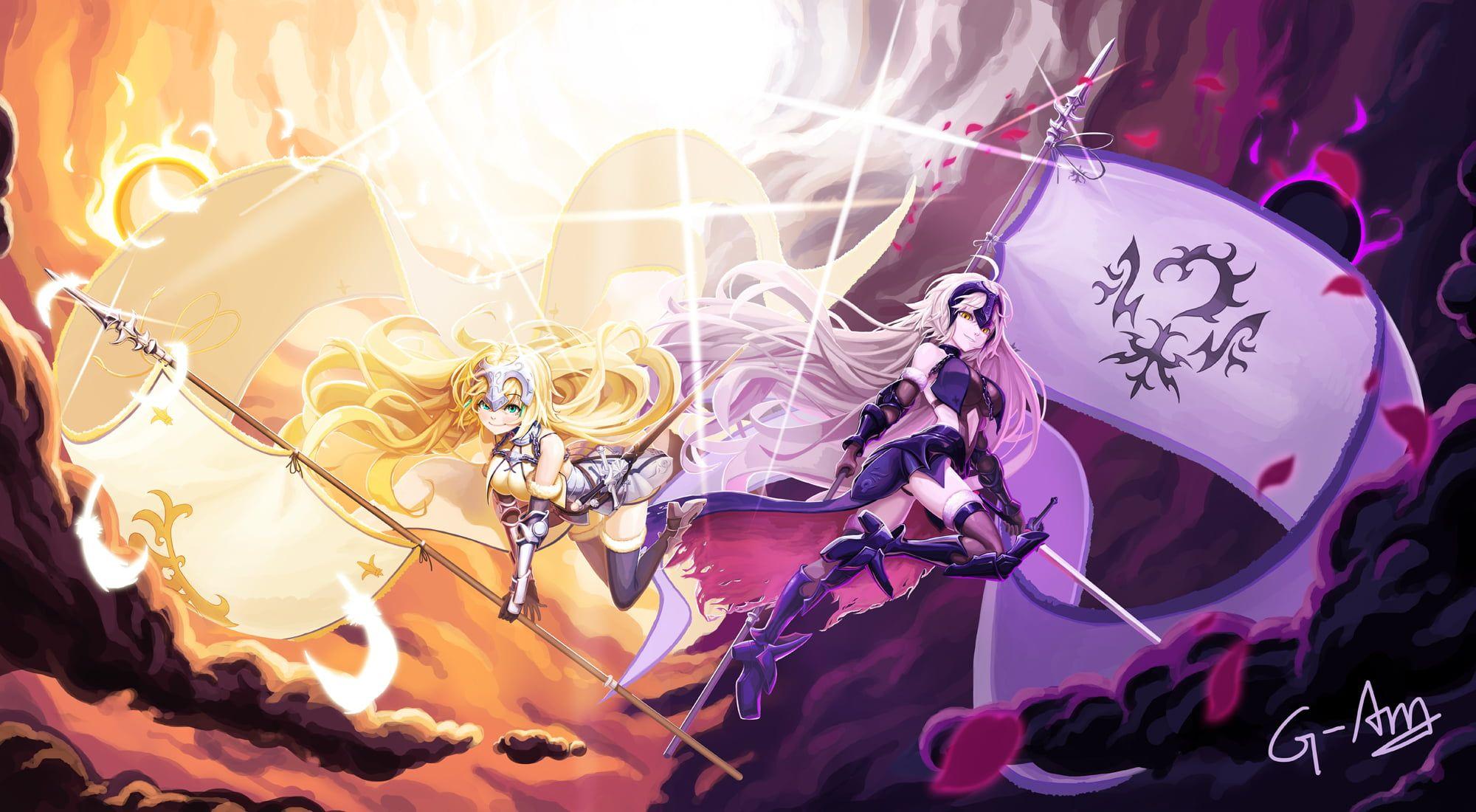 Fategrand order fate series ruler fateapocrypha