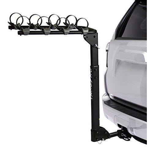 4 bike hitch rack