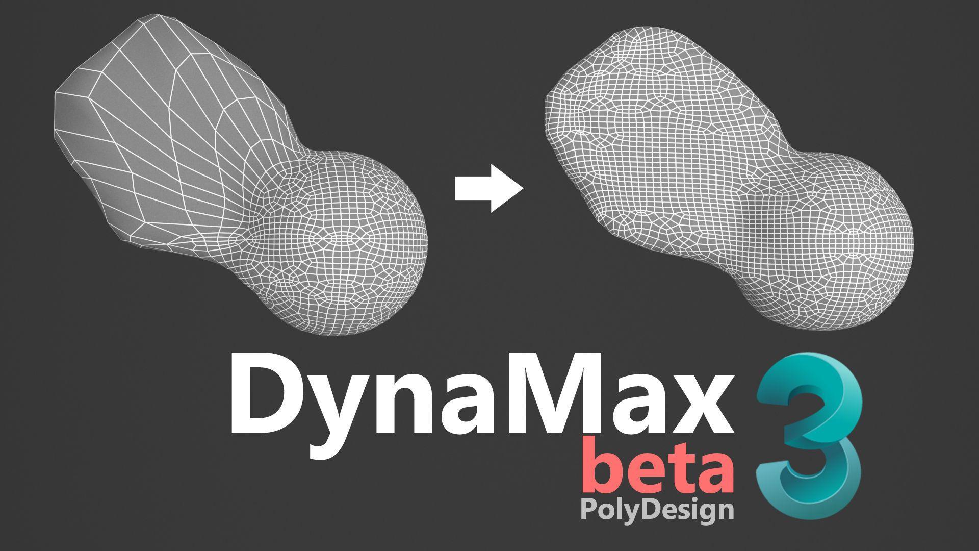 dynamax plugin for 3dsmax 3d model ms 1 | CG - plugins ekkor
