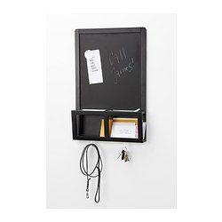Luns Lavagna Magnetica Nero Wish List Pinterest Ikea Dorm