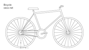 Image Result For Bicycle Drawings Bicycle Drawing Bike Art