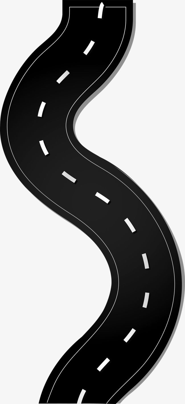 Winding Road Road Clipart Road Vector Tortuous Png Transparent Clipart Image And Psd File For Free Download Road Vector Winding Road Vector