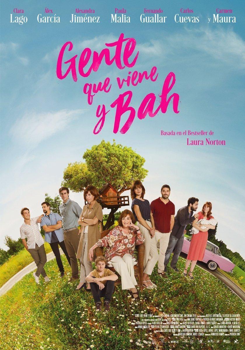 Gente Que Viene Y Bah 2019 De Patricia Font Netflix 01 06 2019 Ver Peliculas Online Ver Películas Peliculas De Comedia