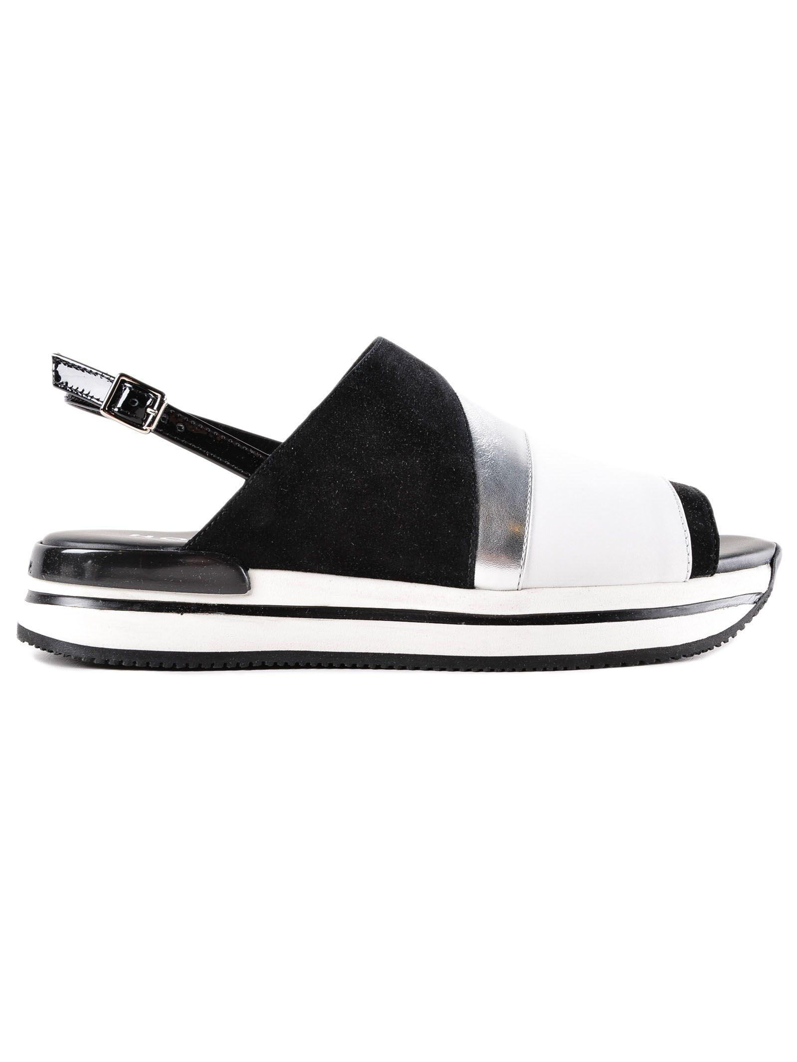 HOGAN | Hogan Hogan H257 Nuova Ciabatta #Shoes #Sandals #HOGAN ...