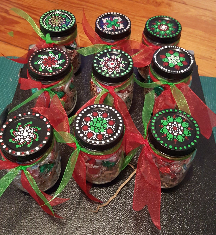 Pin By Vidhi Parekh On Dot Paint Christmas Mandala Painted Ornaments Dot Painting