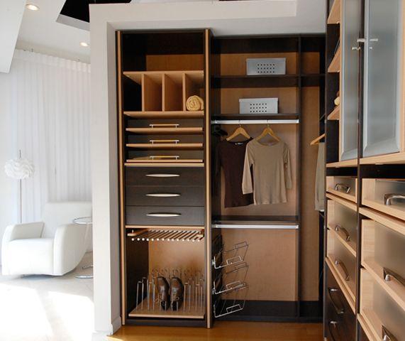 Pin de Armadi Closets en Custom Closet Designs | Pinterest
