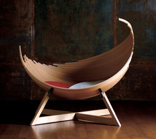 BARCA Lounge Chair Design By Jacob Joergensen For Conde House Allows  Permanent Changes Of Shape From
