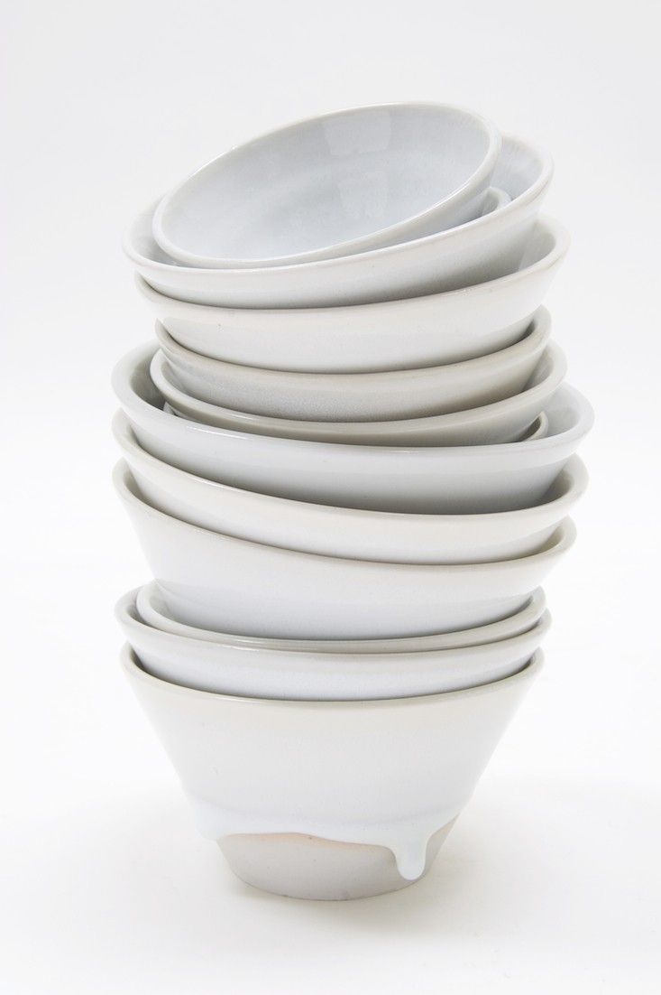 Tableware Made in LA by Izabella Simmons: