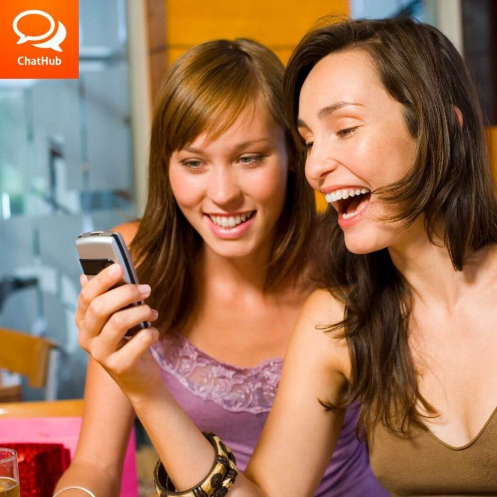 With video women chat Video Chat