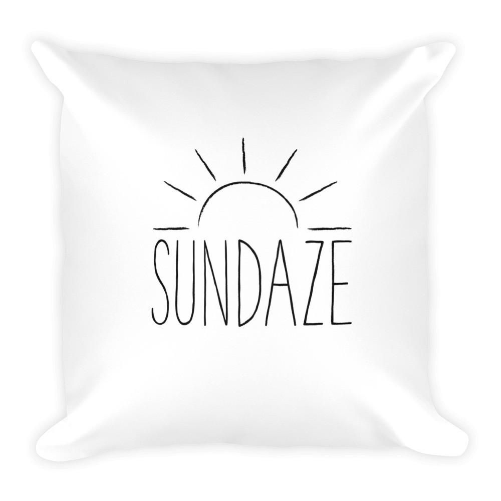 'Sundaze' Pillow