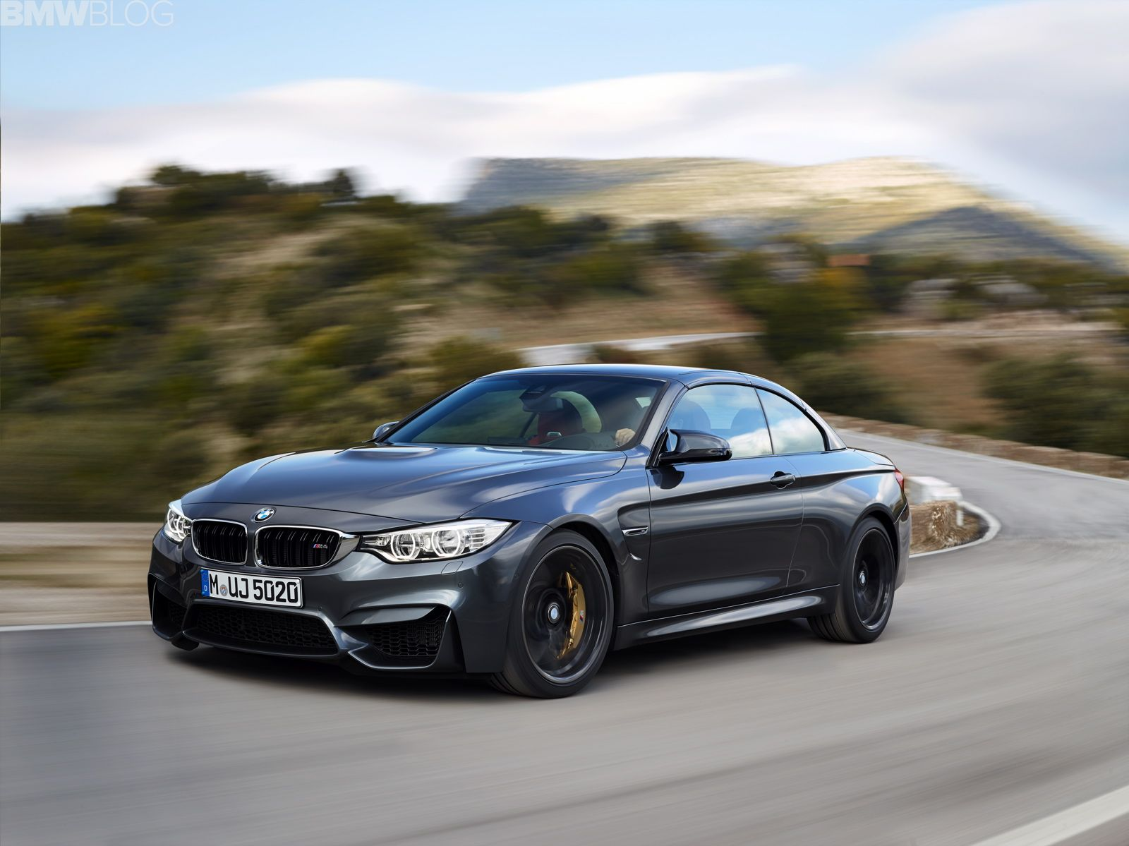 Video 2015 bmw m4 convertible http www bmwblog com