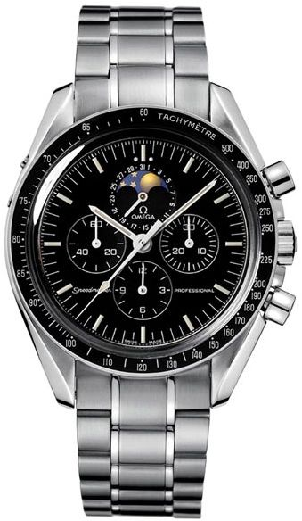 c15ce44d5a3 My next watch is this one specifically! The Omega Speedmaster moonwatch.  Black face with day night dial.