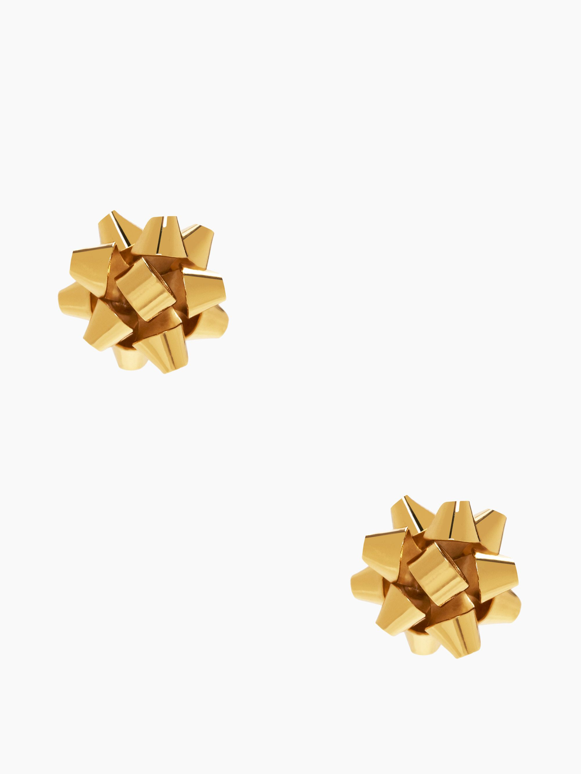 Bourgeois Bow Studs Kate Spade It S Always A Good Time To Add Little