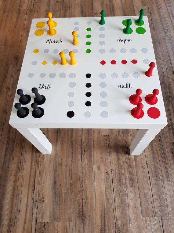 of circles for an Ikea table