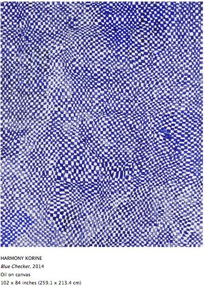 Harmony-Korine-Blue-Checker-Show-2014-Shooters.jpg (398×561)