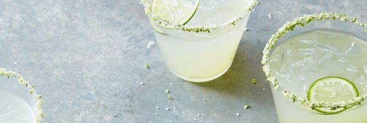 Classic Fresh Lime Margarita