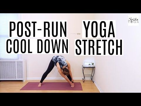 postrun yoga cool down stretch  cool down stretches
