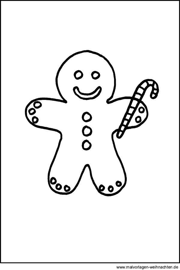 malvorlage weihnachtszuckerstange wwwausmalbilder