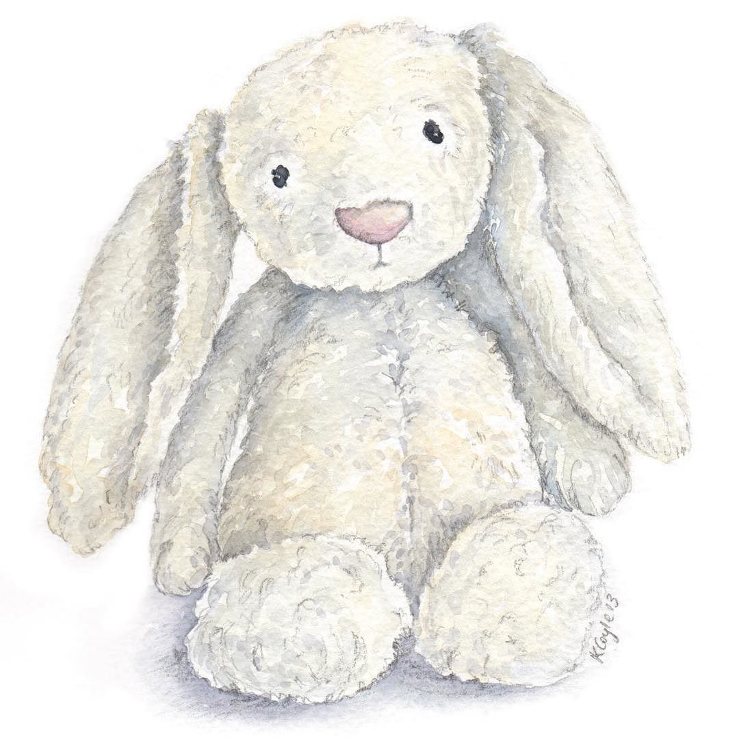 Dusty All Things G D On Instagram I M Currently Planning Kate S 6th Birthday Party And She Chose A Bunny Theme Bunny Drawing Bunny Watercolor Bunny Sketches