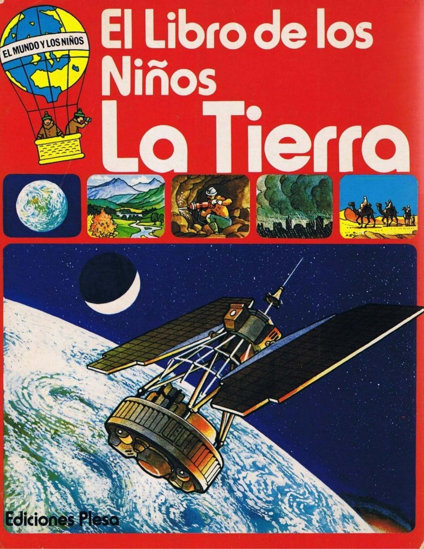 La tierra l watts el libro de los niños plesa 1976 La Tierra de Lisa Watts de la serie El Libro de los Niños publicado por Plesa en 1976