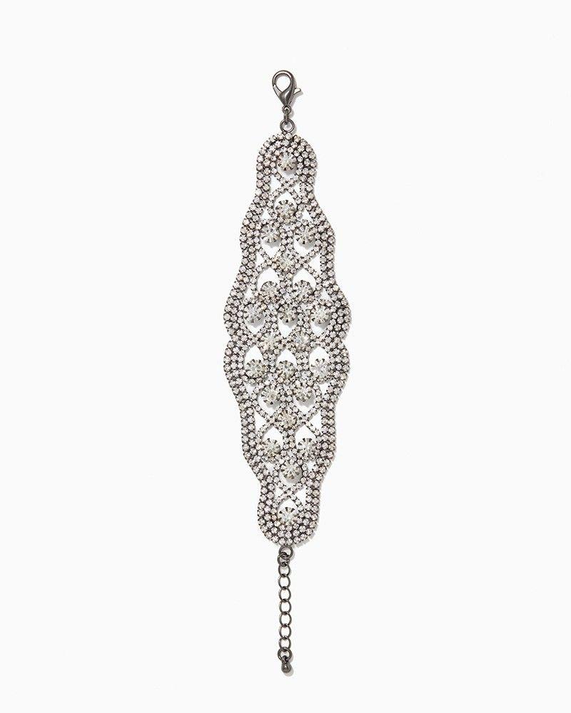 charming charlie Mirage Sparkle Bracelet UPC 400000179308