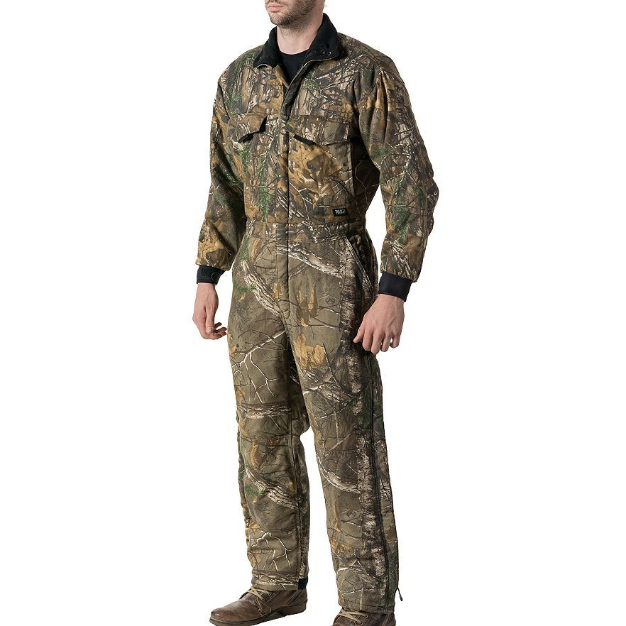 Tame the elements. Keep the cold at bay during your outdoor activities with  this insulated coverall by Walls. 90e5cab770e