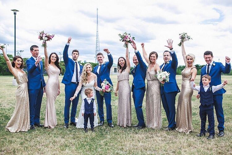 Weddings By Eph Apparel Ephweddings Instagram Photos And Videos Dapper Grooms Blue Suit Wedding Blue Wedding Inspiration