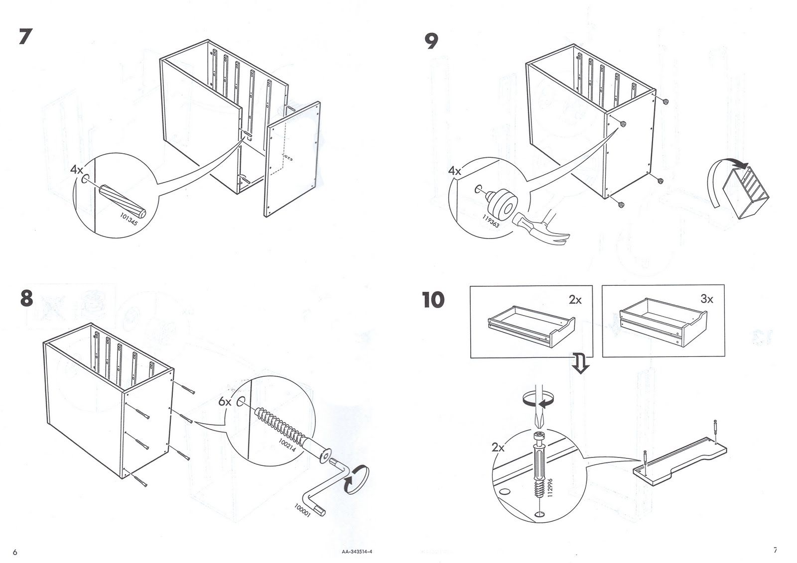 ikea hot plate instructions