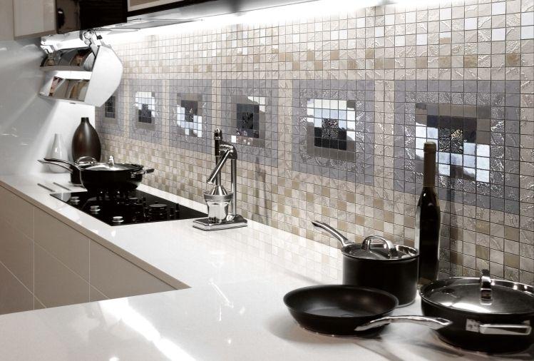 Piastrelle Cucine Moderne. Beautiful Piastrelle Cucina Esterna ...