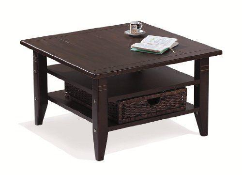 Design couchtisch dublin 06 quadratischer wohnzimmertisch for Holztisch couch