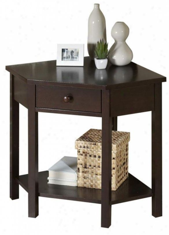 corner-end-table | Family living rooms, Home decor ...