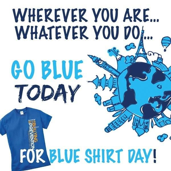 Sugarland Stomp On Bullies: Stomp Out Bullying And Its Blue Shirt Day® World Day Of