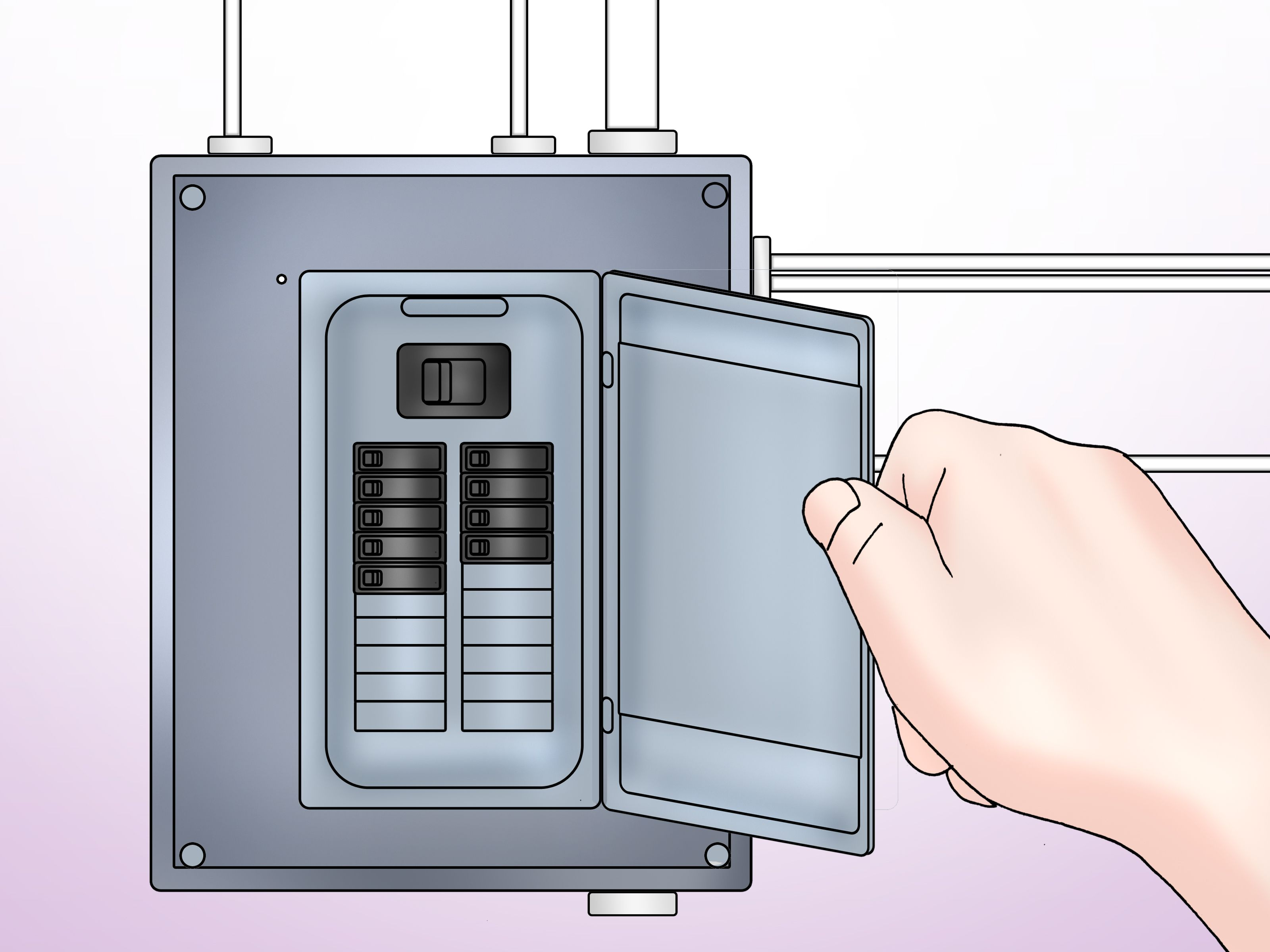 add a breaker switch articles and electrical wiring How To Add A New Circuit To A Fuse Box add a breaker switch how to add a new circuit to a fuse box