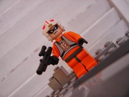 Toyriffic: Lego Batman Star Wars Mash-up - Bat Wars :: Episode VII :: A New Knight