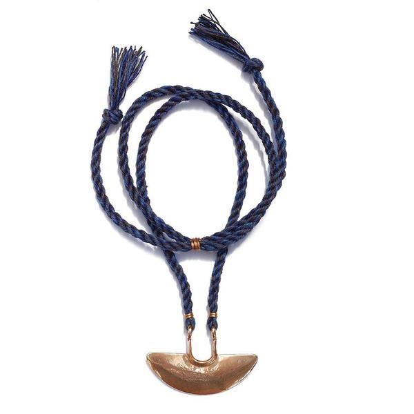 Blue Lado Necklace